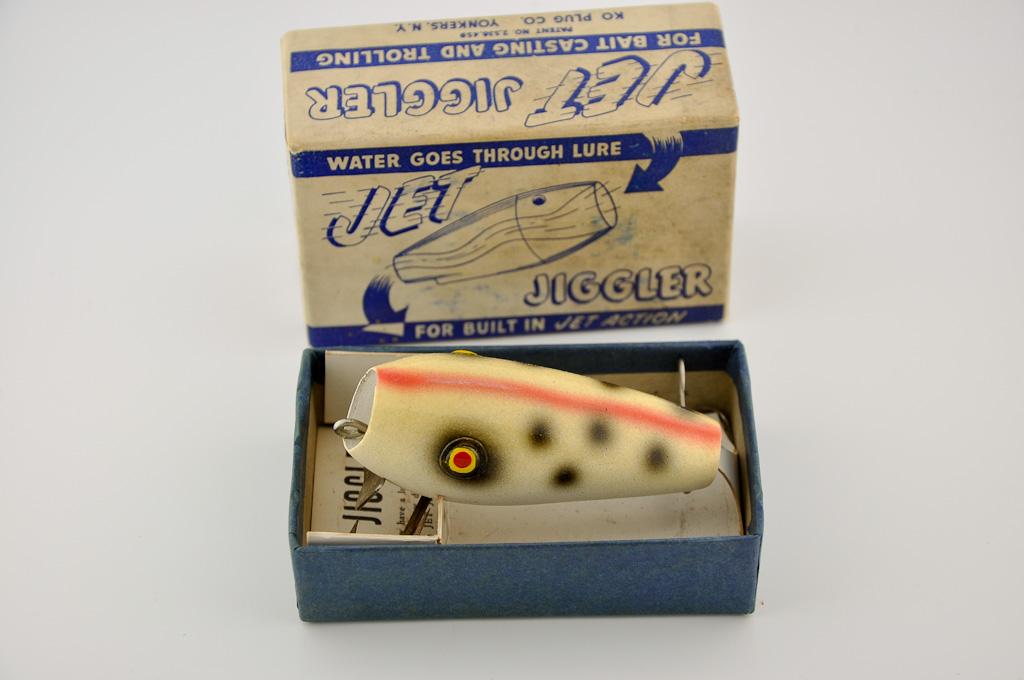 Jet Jiggler Antique Lure