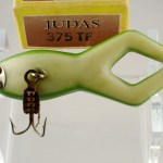 Judas Frog Lure Left Side