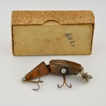 Bonehead Lure and Box Bottom