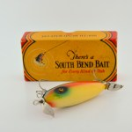 South Bend Crippled Minnow Left Side