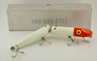 Goo Goo Eyes Antique Lure in Box