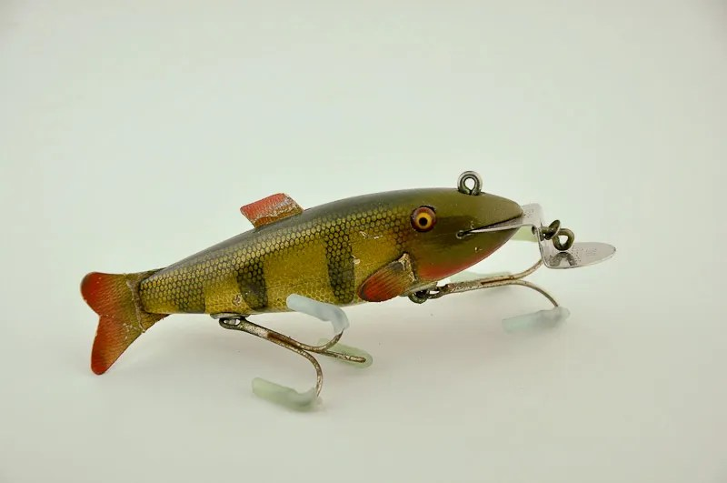 Creek Chub Fin Tail Shiner Lure