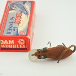 Flocked DAM Mouse Lure with Box