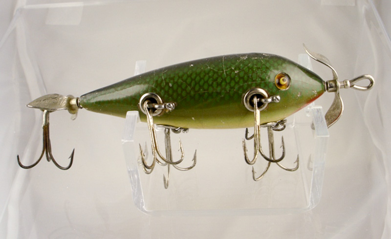 Heddon 300 7 Hook Minnow Lure