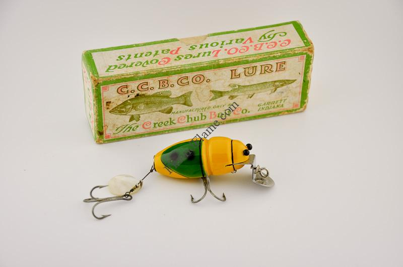 Creek Chub Midget Beetle Lure