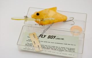 Fly Boy Antique Lure