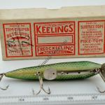 Pike Kee Wig Lure Belly View
