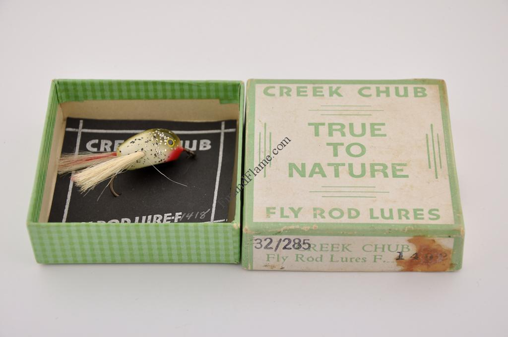 Creek Chub Fly Rod Ding Bat Lure Bass