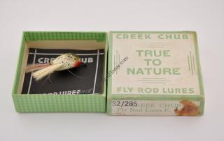 Creek Chub Fly Rod Ding Bat Lure Bass