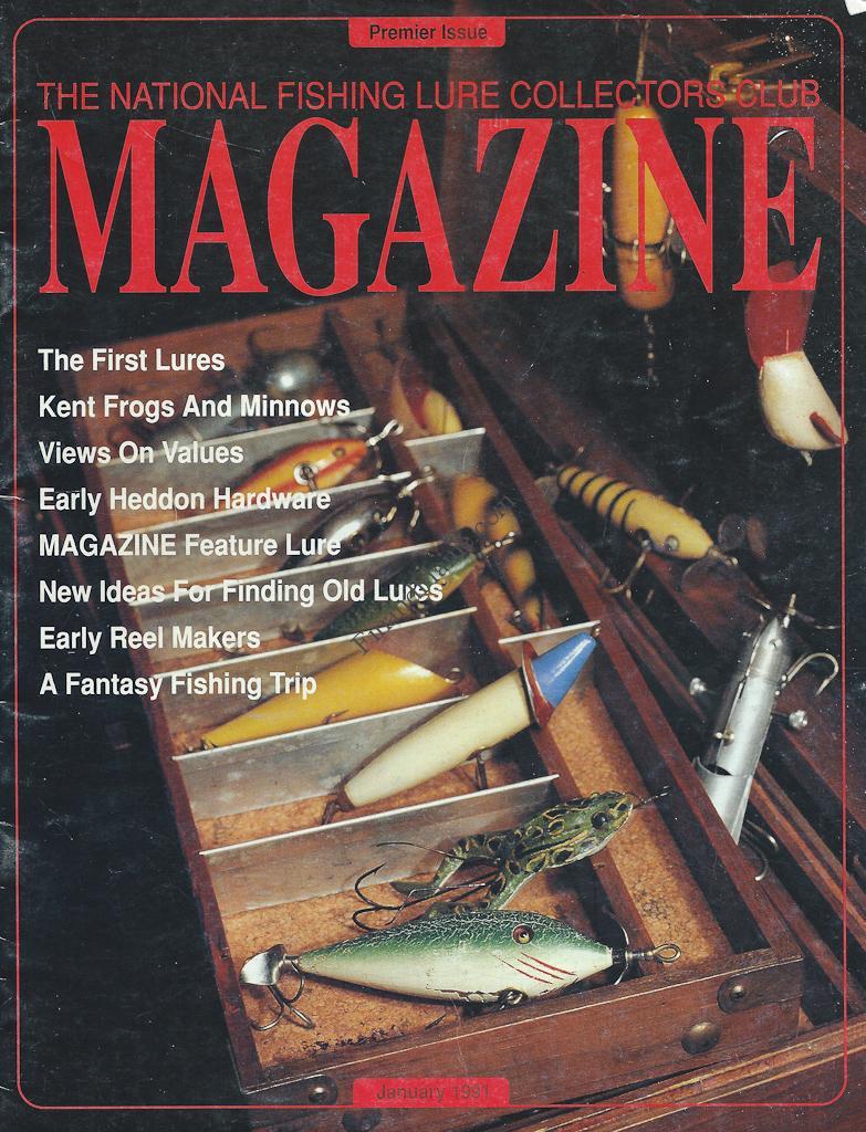 NFLCC Magazine Premier Issue 1991