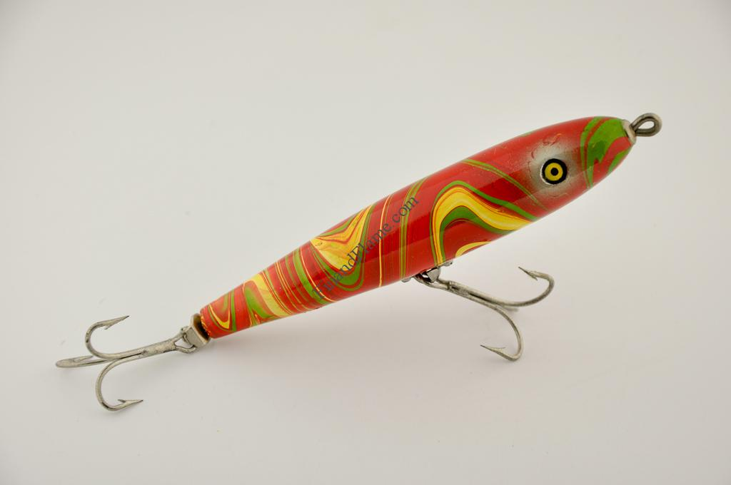 Pflueger Ballerina Antique Lure