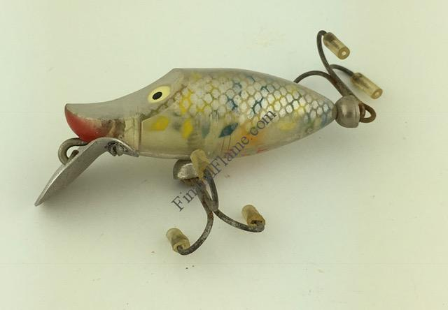 Heddon Tiny River Runt Spook Lure