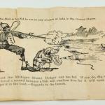 Winnie Stump Dodger Paperwork