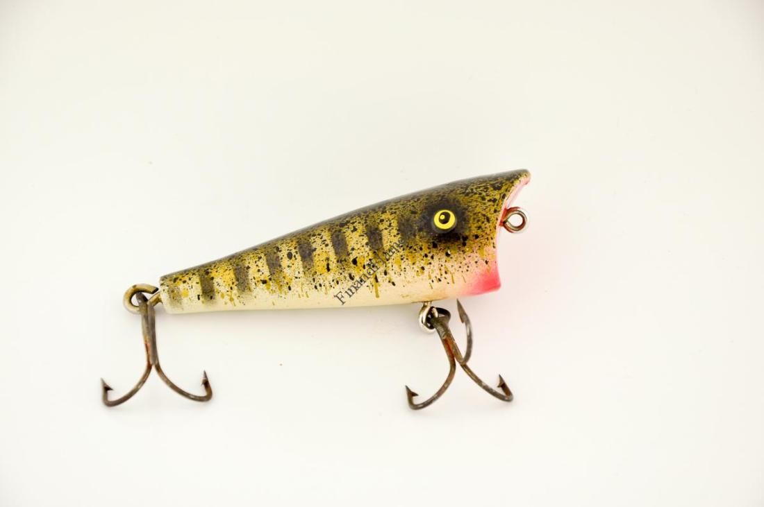 Paw Paw Hungry Bass Lure