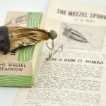 Weezle Sparrow Lure