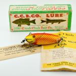 Creek Chub Baby Wiggler Lure
