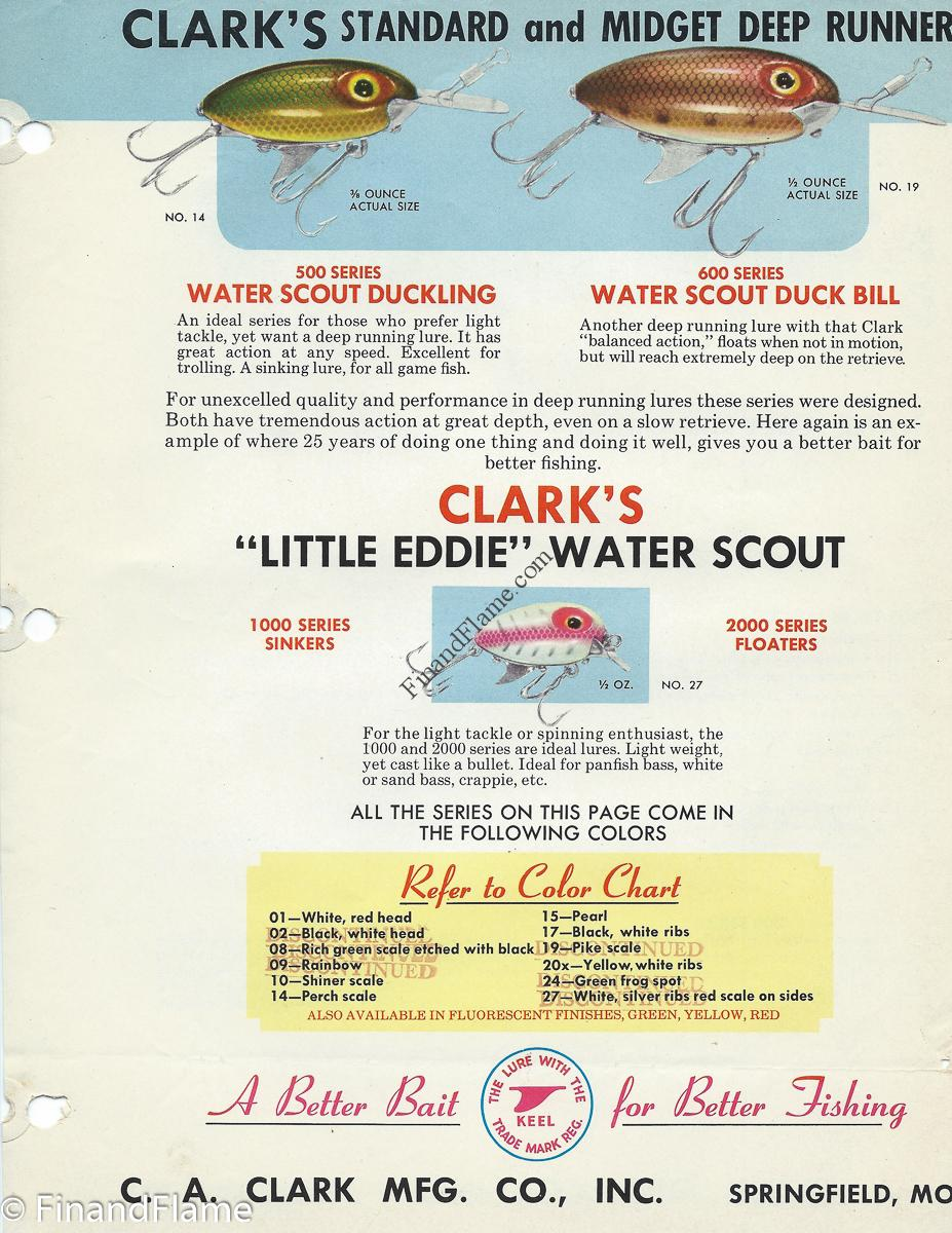 Pike archives fin and flame fishing for history clark water scout lure chart geenschuldenfo Gallery