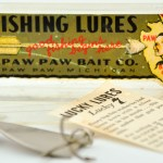 Paw Paw Seagrams Seven Lure