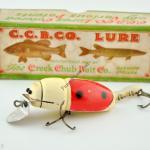 Creek Chub Beetle Lure