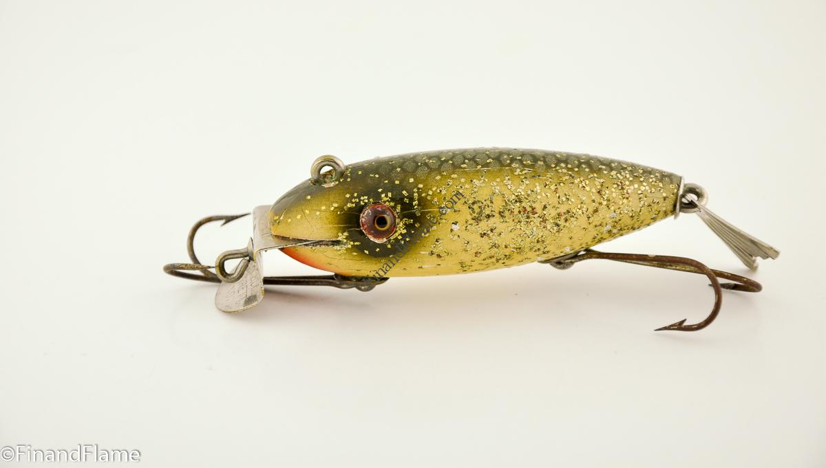 Wagtail Antique Lure