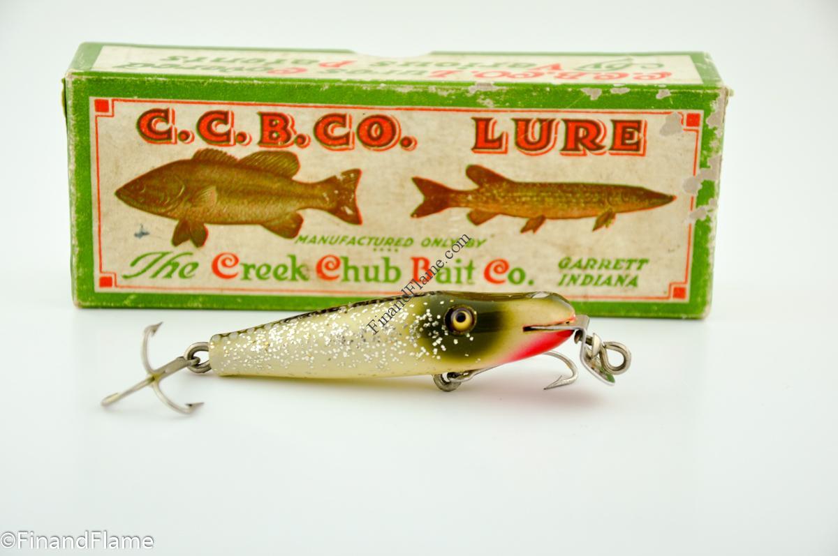 Creek Chub Midget Pikie Lure
