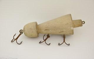 Muskie Size Mushroom Antique Lure