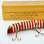 Oliver Gruber GloWurm Antique Fishing Lure