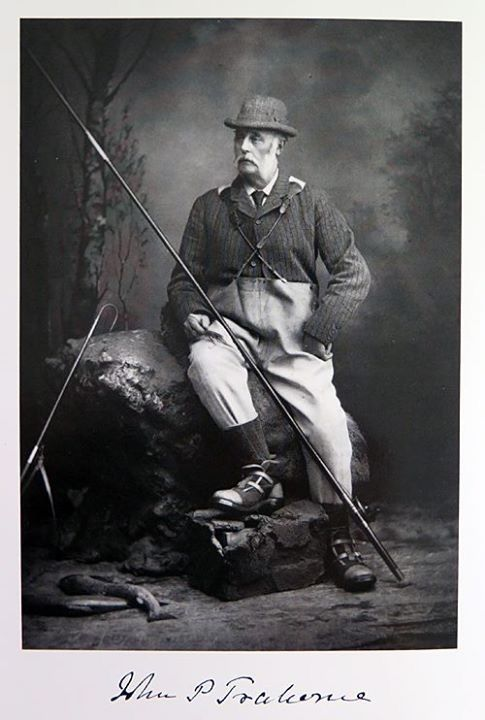 Fly Fishing Cabinet Card
