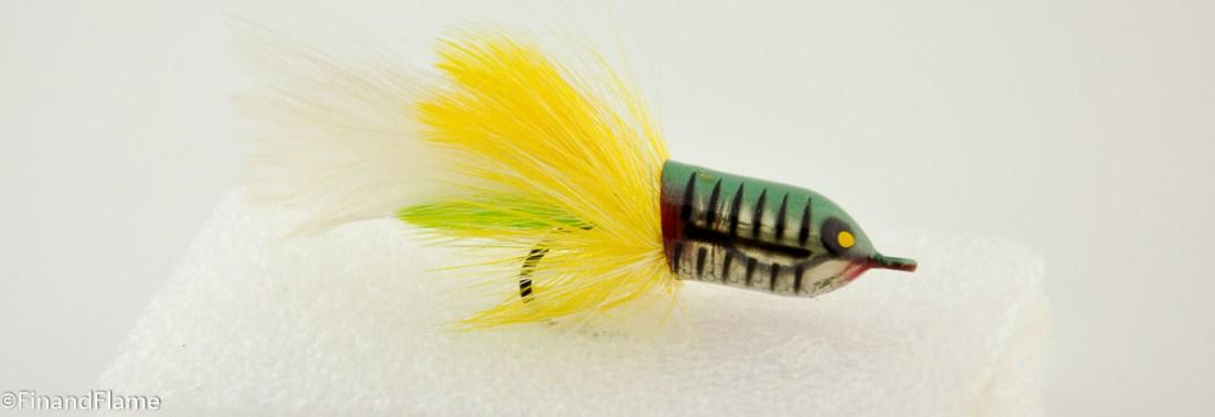 Heddon Wilder Dilg Spook Fly Lure