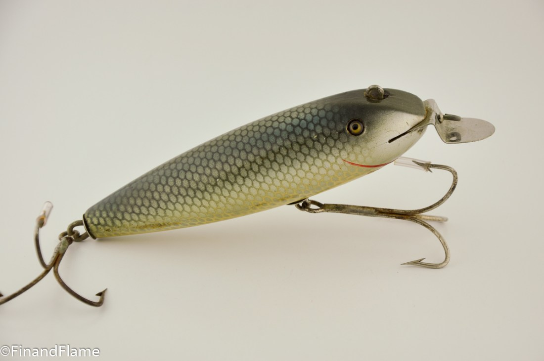 Creek Chub Lures - Fin and Flame Antique Lures