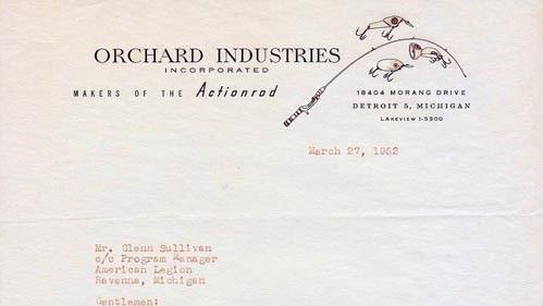 Orchard Industries Letterhead