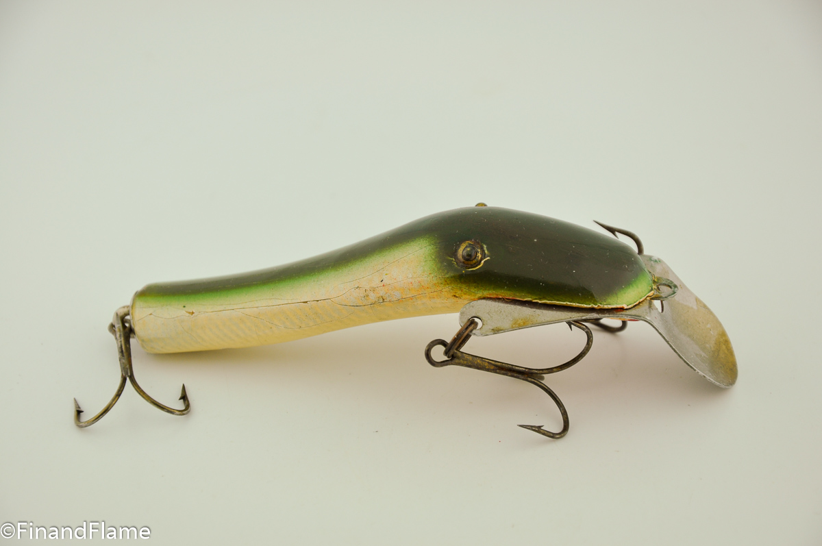 AW Saarimaa Fish Hawk Antique Lure