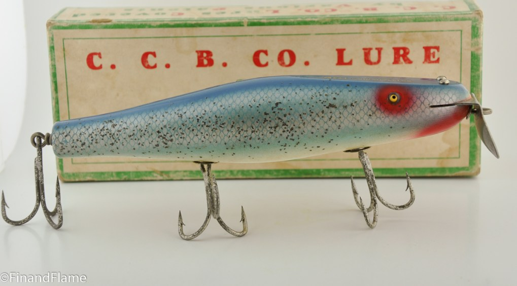 Creek Chub Salt Surfster Lure - Fin & Flame Fishing for History