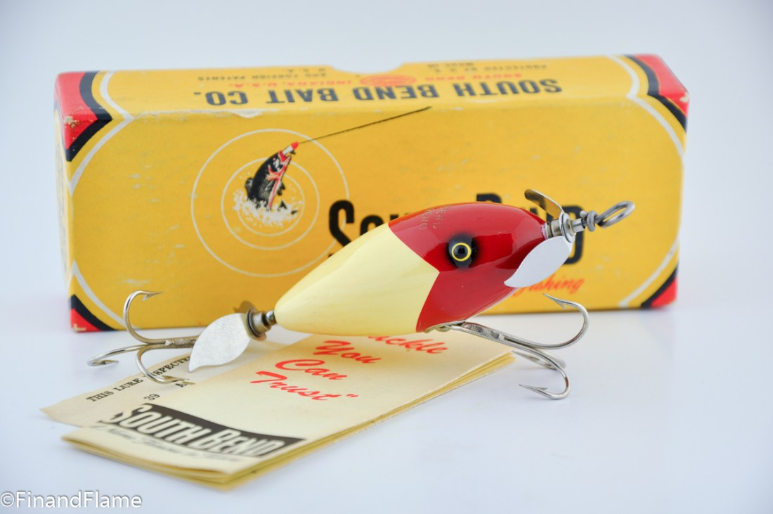 South Bend Midget Surf Oreno Lure