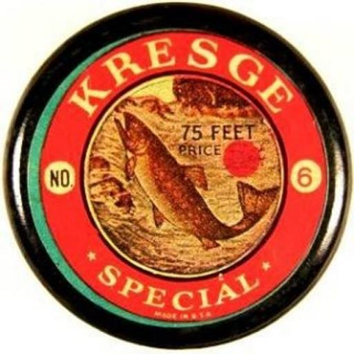 Kresge Special Line Spool