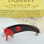 Lamprey Terror Antique Lure