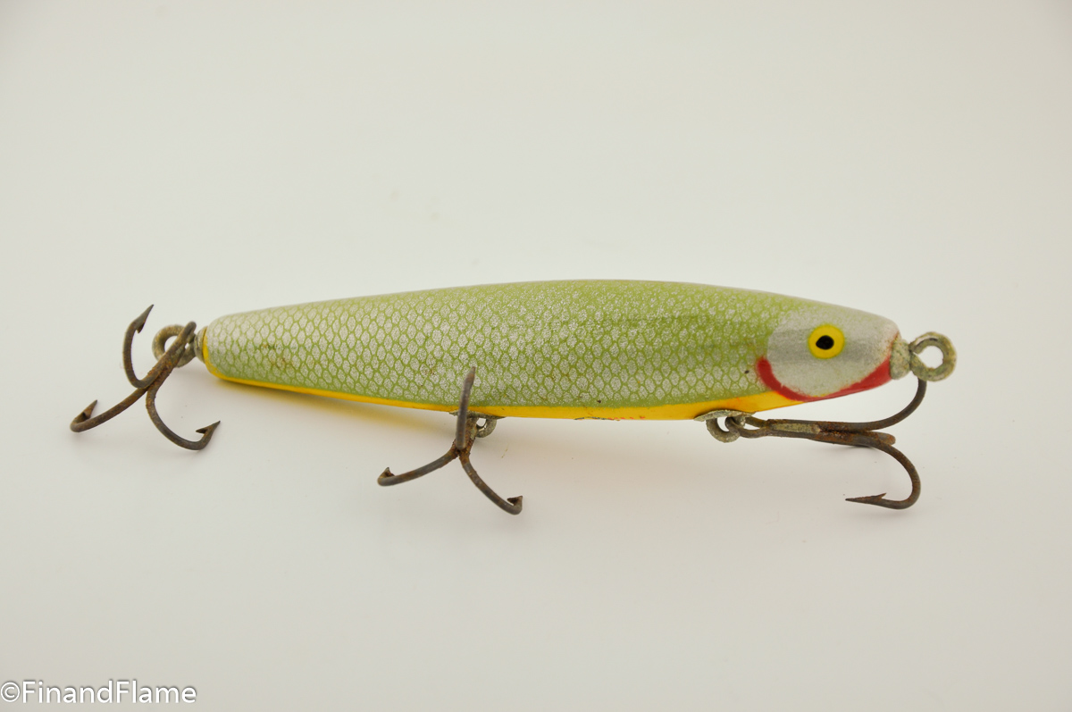 Jim Pfeffer Dilly Antique Lure