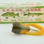 Golden Shiner Surface Ding Bat