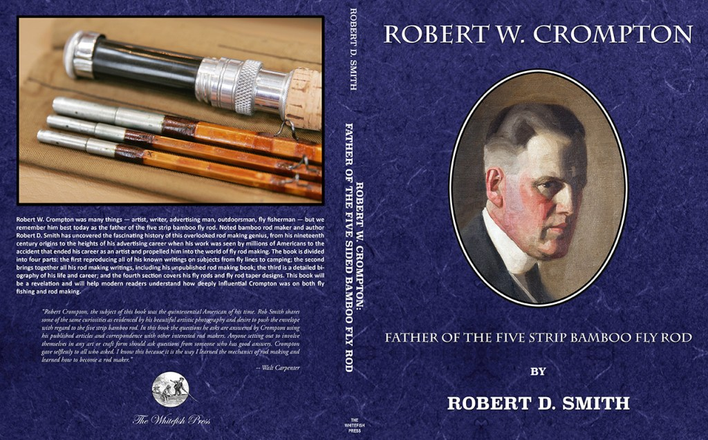 Father of the Five Strip Bamboo Fly Rod