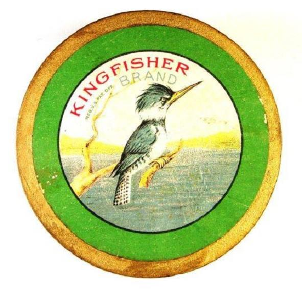 Tight Lines Tuesday Kingfisher Introduces Color