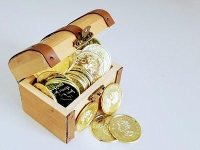 Czym się różnią sztabki od monet?