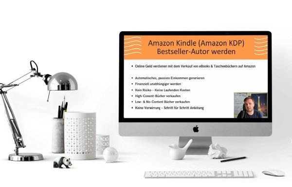 Amazon Kindle (Amazon KDP) Bestseller-Autor werden