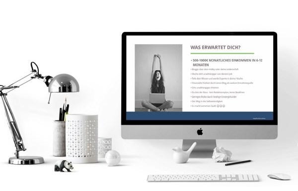 Das Online-Blog-Business – Erstelle einen profitablen Blog
