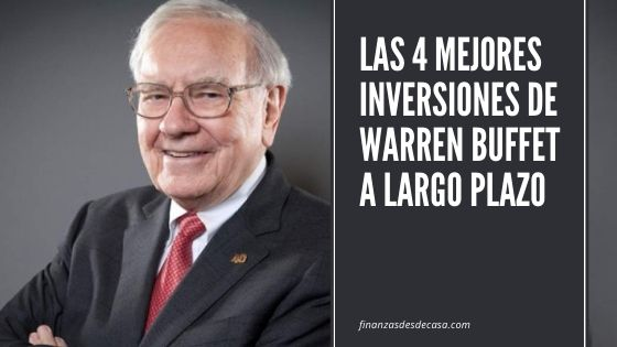 Mejores Inversiones Warren Buffett
