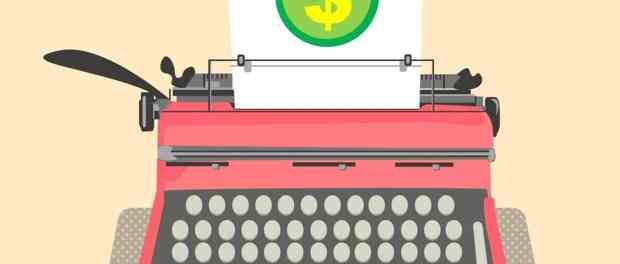 Ganar dinero escribiendo en internet
