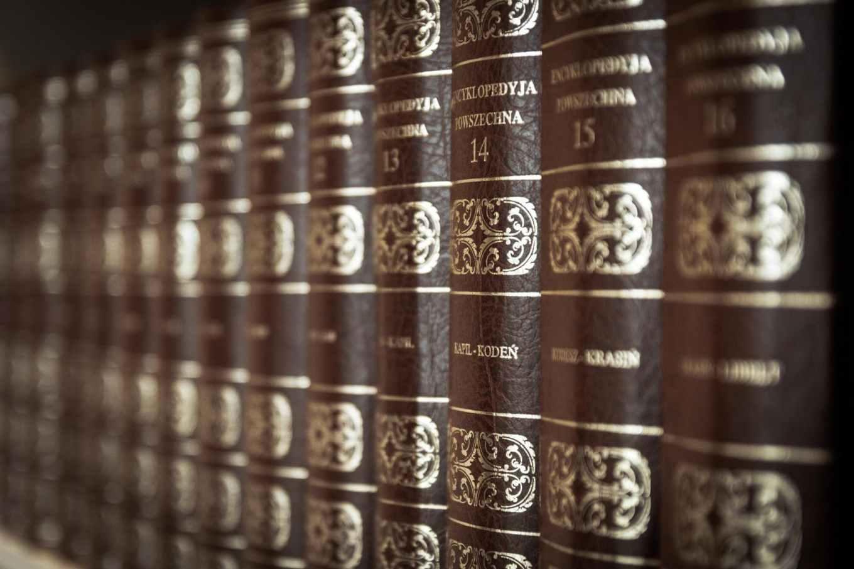 books education knowledge encyclopedias