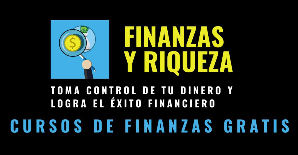 Cursos online gratis de Finanzas
