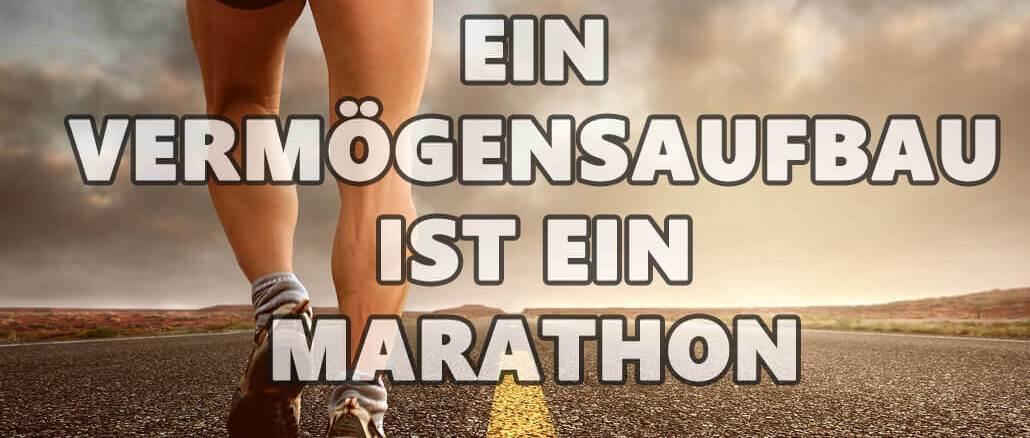 Damit dein Vermögensaufbau nicht zum unnützen Marathonlauf wird
