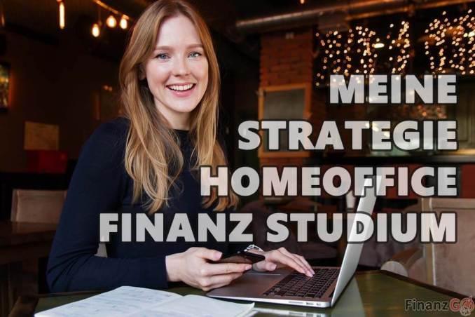 Finanzen studieren von zu Hause