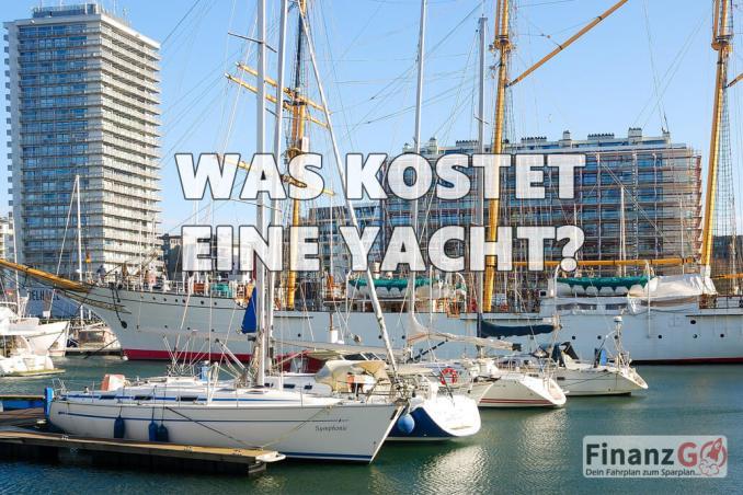 Was kostet einen Yacht